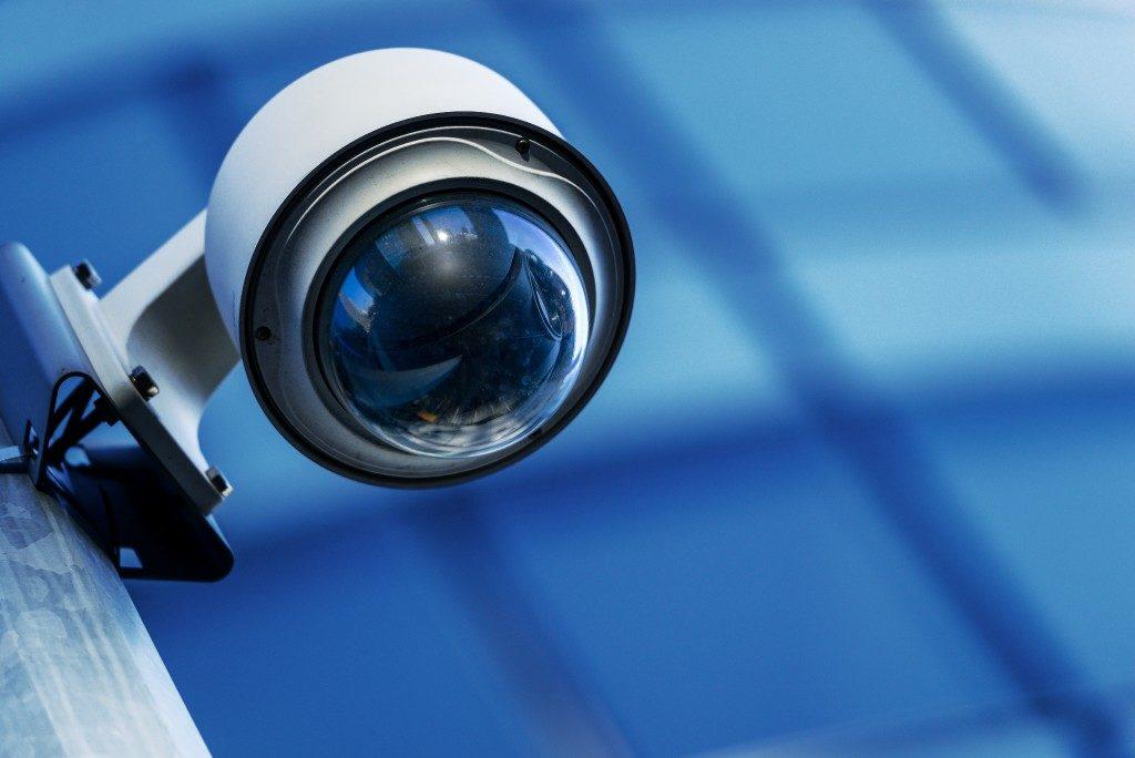 motion-activated surveillance