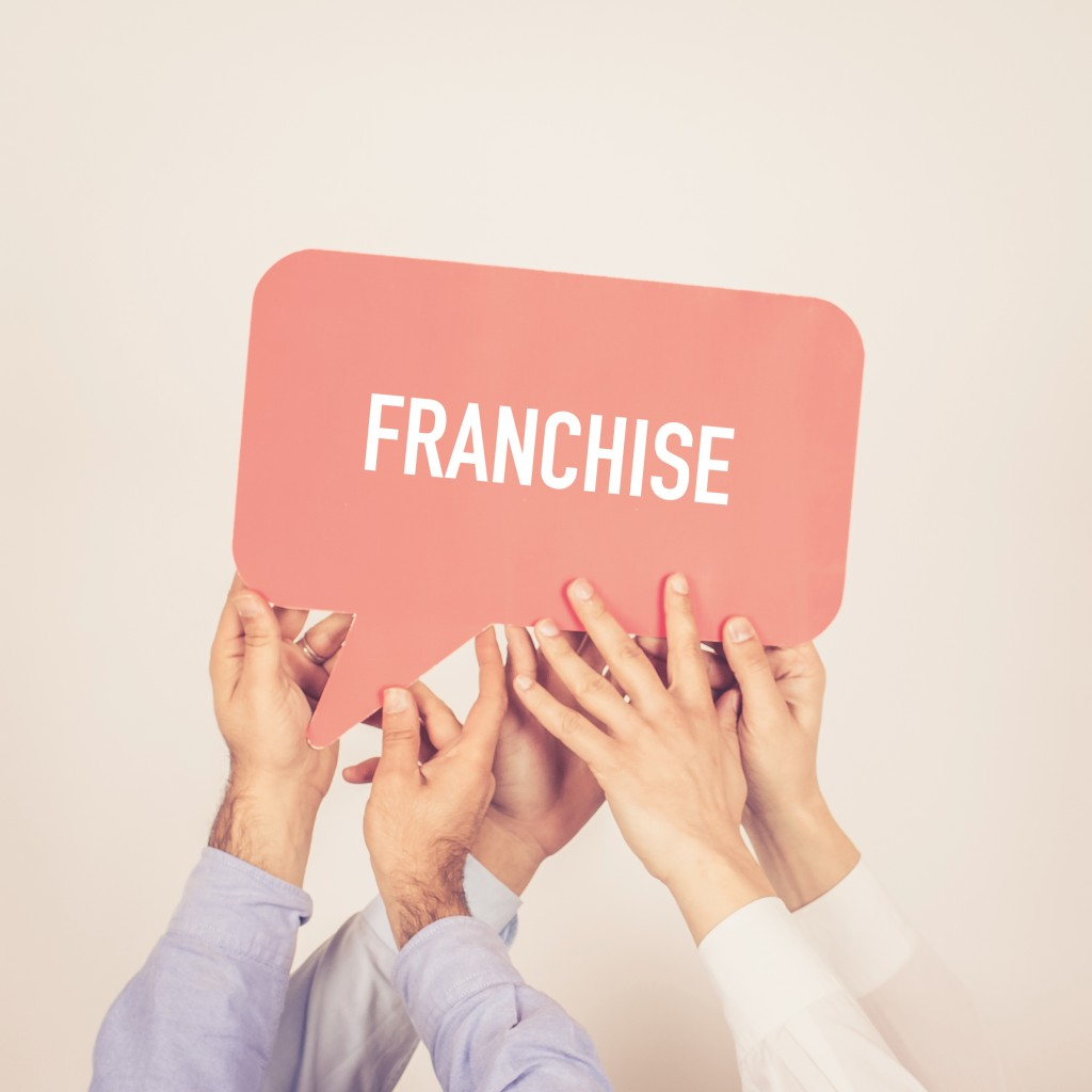 Franchise bubble chat