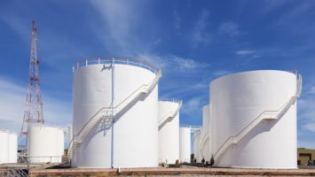 Fuel storage tanks