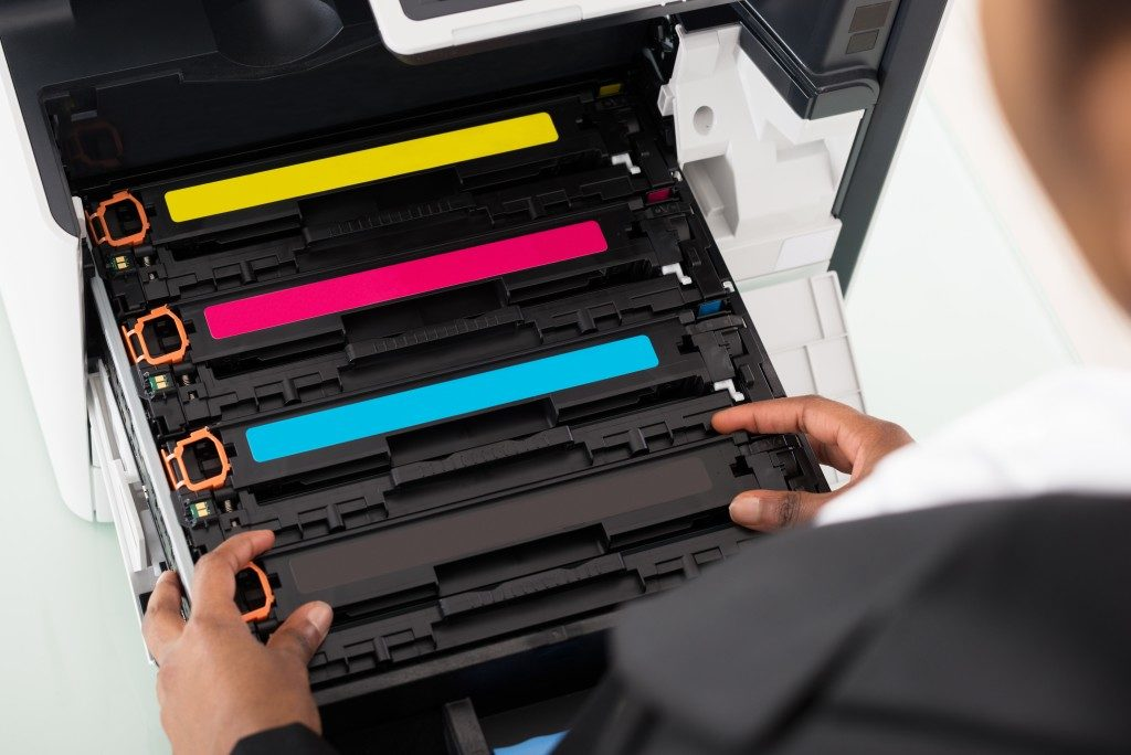 Specialized Printer Ink