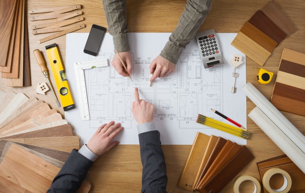 construction project discussion