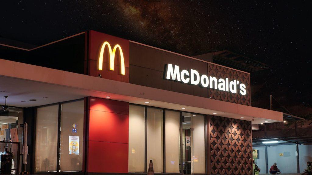 McDonalds branch