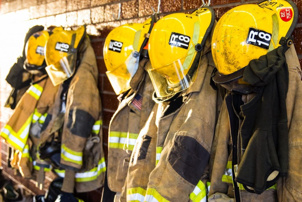 firefighter outfits